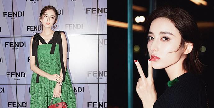 娜扎成為了 FENDI 首位 90 後華人品牌大使-FENDI